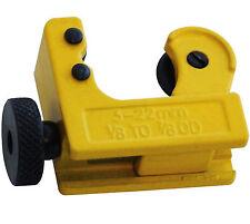 Mini tube coupe-tube de frein Plastique Cuivre Acier Gaz à L'Eau Coupe 3-22 mm CA113