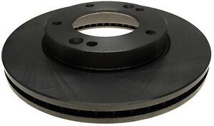 Disc Brake Rotor-Non-Coated Front ACDelco 18A2595A fits 07-09 Kia Sorento