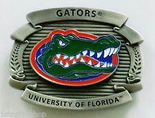 Florida Gators Official NCAA Oversized Belt Buckle by Siskiyou 040047