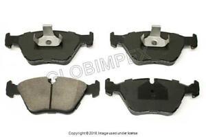BMW E39 525i 528i (1997-2003) Front Brake Pad Set STOPTECH SPORT + Warranty