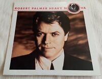 "Robert Palmer – Heavy Nova  12"" Vinyl Album 1988 USA Pressing"