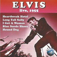 ELVIS PRESLEY / LIVE, 1955 * CD