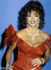 PHOTO DYNASTIE - JOAN COLLINS  (P3) 20X27 CM
