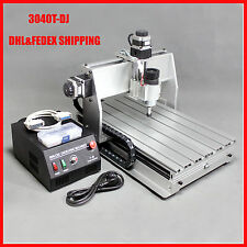 upgrade CNC Router 300W 3040 cnc engraver engraving milling and drilling machine