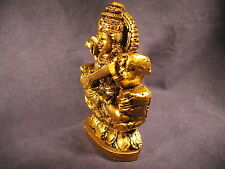 Sarawati Goddess from Hinduism Hand Casted Resin from India