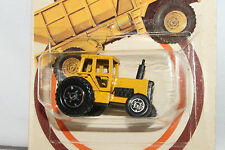 Mini Macks, Zee Toys, Farm Tractor, Circa 1976, New on Card, 1/64th scale