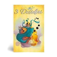 3 Desideri - party game gioco da tavolo in italiano - Cranio Creations