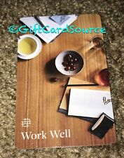 "THE WESTIN HOTEL TORONTO CANADA ROOM KEY CARD ""WORK WELL"""