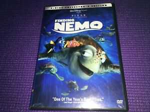 FINDING NEMO DVD—Full-frame Disc 2 Only—Preowned Condition