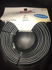 RCA VHB6111X 100ft RG6 Coax Coaxial Cable, Black, New!