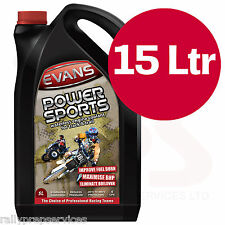 Evans Waterless Coolant POWER SPORTS 15L Race Rally Off Road 4x4 Modern Vehicle