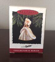 RARE Hallmark Keepsake Ornament ~ HOLIDAY BARBIE 1994 2ND ED. ~ Christmas ~ NRFB