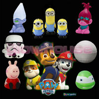 Night Lights Kids Character Paw Patrol Peppa Pig Trolls Star Wars illumi mates