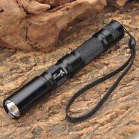 Uwe  C3 Flashlight AA X2 1-mode Cree P4 XR-E LED Lamp mini flashlight