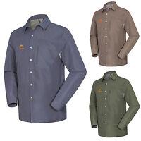 Man Sun Protective Quick Drying  Anti-UV Casual Shirt Wicking Fishing Golf Tops