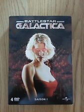 Coffret DVD Battlestar galactica saison 1