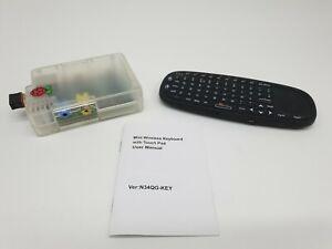 Raspberry Pi Model B & Micro Wireless Keyboard