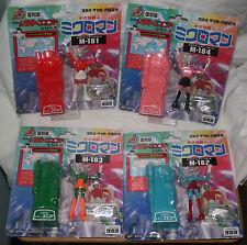 Takara Replica Microman Series-Lady Command-Set of 4 figures