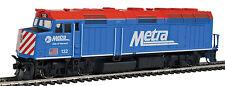 scala H0 - Locomotiva diesel EMD F40PH Metra 9460 NEU