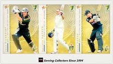 2007-08 Select Cricket Trading Cards Full Base Card Set (120)