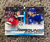 2019-20 Upper Deck Series 1 Hockey Young Guns *Pick A Card*