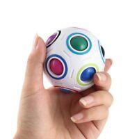 ds Fidget Ball Rainbow Magic Cubo Puzzle Giocattolo Anti Stress Sollievo Linq