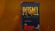 Pitfall Anleitung - SNES, Nintendo, NES - Nintendo