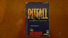 Pitfall Anleitung - SNES, Nintendo, NES - Game Boy - Switch