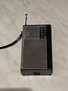 Vintage Realistic AM/VHF Pocket Model 12-601 Radio [Working Order]