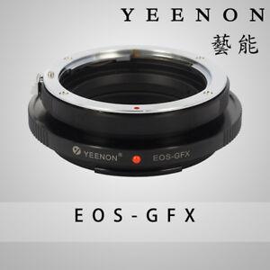 Yeenon  EOS lens to Fujifilm GFX 50S-MOUNT  body  EOS - GFX 50S Adapter