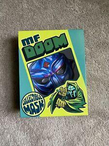 MF DOOM mask (Saphire Blue) #2,993 Of 3,000