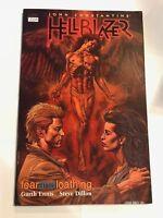 Hellblazer Fear and Loathing by Garth Ennis Vertigo TPB 1st Print 1997 unread NM