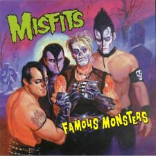 MISFITS - Famous Monsters (reissue) - Vinyl (LP)