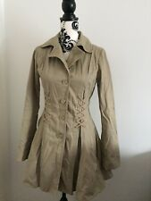 Lovely TopShop Trench Coat Size 6
