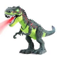 kingromargo Elektrischer Dinosaurier-Roboter, groß, mit Musiklicht #KY
