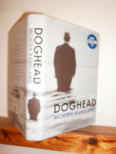 Doghead by Morten Ramsland (Hardback in dustwrapper 2007) signed by author
