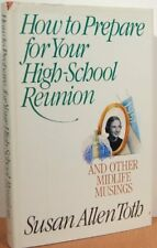 How to Prepare for Your High School Reunion and Ot