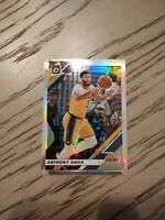 2019-20 Donruss Optic ANTHONY DAVIS Silver Holo Prizm #90 (Los Angeles Lakers)!!