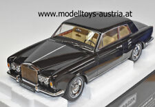 Rolls Royce Silver Shadow MPW Coupe 1986 schwarz 1:18 Paragon