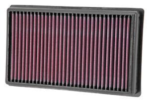 K&N Hi-Flow Performance Air Filter 33-2998 fits Citroen C4 Grand Picasso 2.0 ...