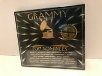 2017 Grammy Nominees by Various Artists CD - NEW FACTORY SEALED
