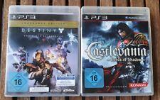 PS 3 Spielesammlung, 6Stück