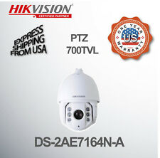 PTZ Security Surveillance Camera 700TLV 23x Optical Zoom 330FT IR Hikvision