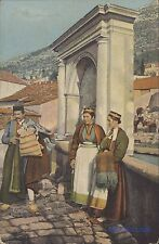 CROATIA RAGUSA COSTUME NATIONALE DES ENVIRONS DEPOSE TOSOVIC 4313