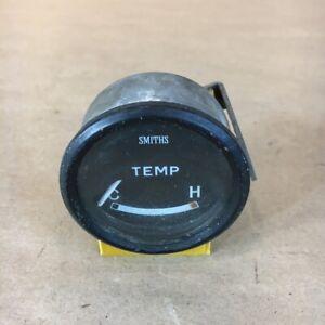 Triumph TR250 TR6 Original Water Temp Gauge Smiths BT2215/00 OEM