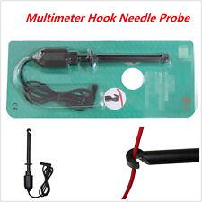 Car Circuit Test Hook Needle Probe for Vehicle Circuit Testing Multimeter Gauge