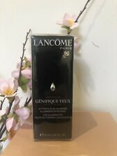 New Sealed Lancome Advanced Genifique Yeux Light Pearl Eye Illuminator RRP £49