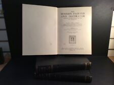 The Modern Painter & Decorator, AS Jennings, 4th Ed., Reprint 1950, in 3 volumes