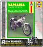 Yamaha TY125 (123cc) 1982 - 1984 Haynes Manual (0464)