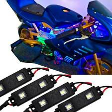 For Pocket Bike FS509 Cateye X7 Four LED PODS Blue Lights Rock Light